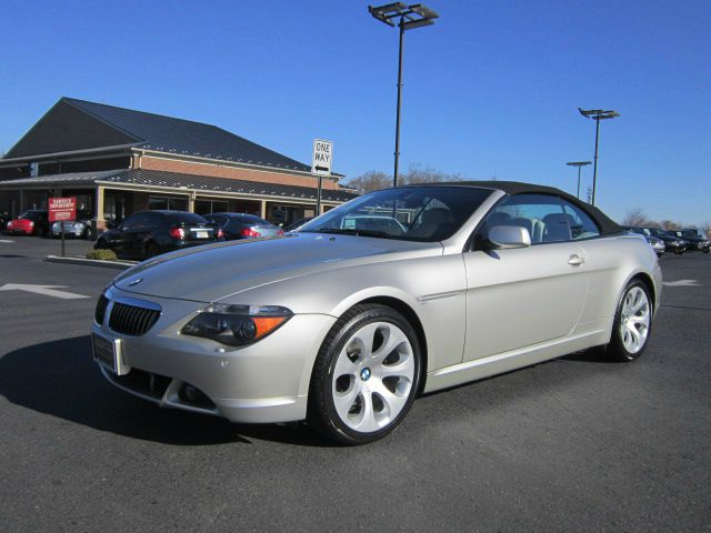 2005 BMW 6 series