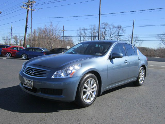 2008 Infiniti G35X