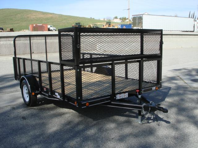 2013 LOAD TRAIL 12ft Lawn Care Trailer For Sale - REDLANDS, CA