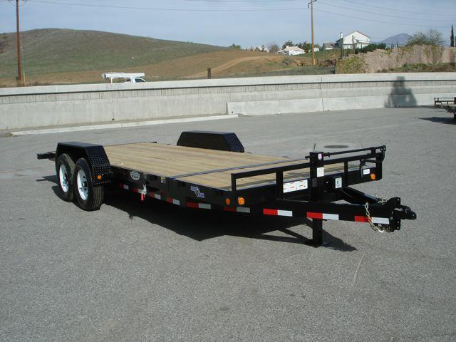 2013 LOAD TRAIL TRAILER 81X20  TILT BED TRAILER TD8120072 - REDLANDS, CA