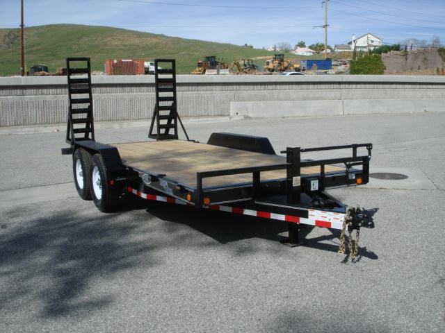 2013 LOAD TRAIL Equipment Trailer 16ft for Sale - REDLANDS, CA