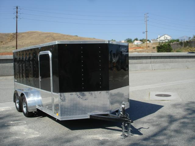 2014 LOOK TRAILER 7X14 LOW PROFILE BIKE TRAILER - REDLANDS, CA