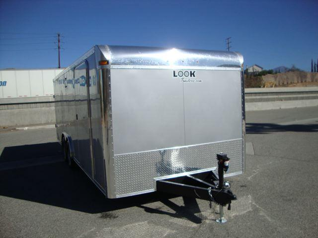 2013 LOOK TRAILERS LOOK IGNITE ILRT85X22TE3 22  CAR HAULER FOR SALE - REDLA