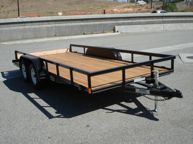2013 INNOVATIVE TRAILERS 16ft Utility Trailer For Sale - REDLANDS, CA