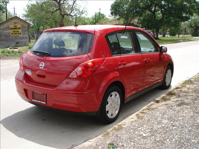 2008 Nissan Versa S; SL - SOUTH HOUSTON TX
