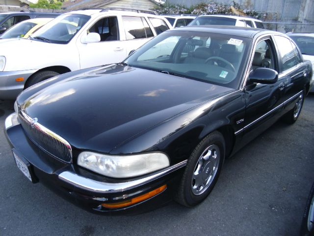1997 BUICK PARK AVENUE ULTRA black abs brakesair conditioningalloy wheelsanti-brake system 4-w
