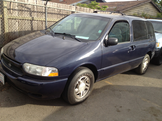 2000 NISSAN QUEST GXE