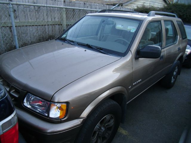 2000 ISUZU RODEO LS 4WD gold 4wdawdabs brakesair conditioningamfm radioanti-brake system 4-