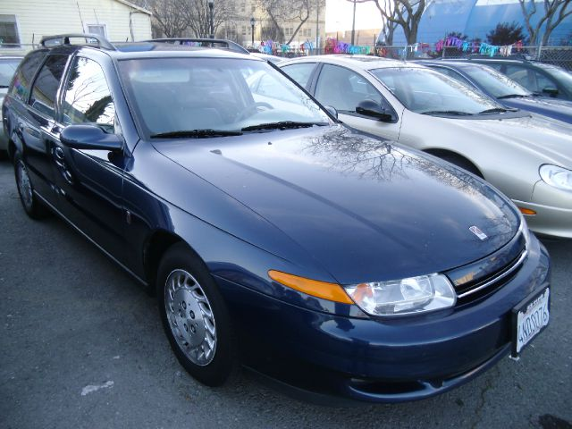 2000 SATURN L SERIES LW2 blue air conditioningalloy wheelsamfm radioanti-brake system non-abs