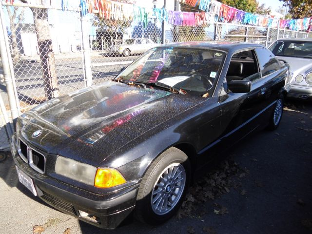 1992 BMW 3 SERIES 318IS black abs brakesair conditioningalloy wheelsanti-brake system 4-wheel