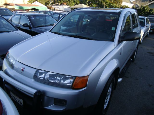 2003 SATURN VUE AWD silver 4wdawdair conditioningamfm radioanti-brake system non-abs  4-whe