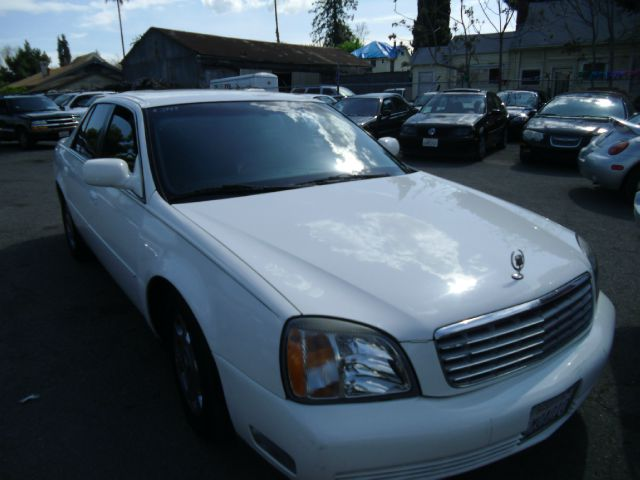 2001 CADILLAC DEVILLE white abs brakesair conditioningalloy wheelsamfm radioanti-brake system