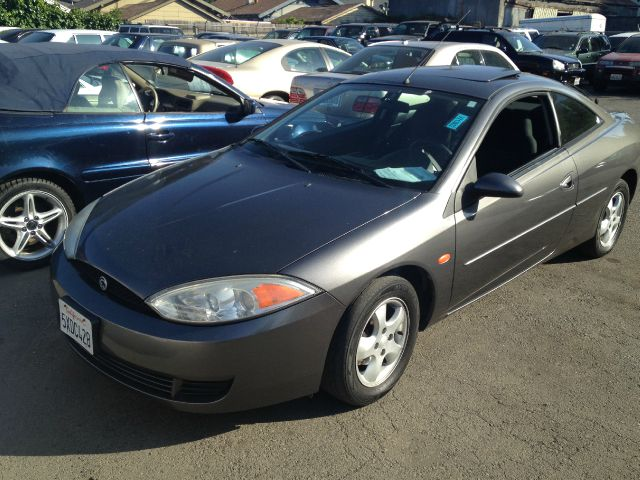 2002 MERCURY COUGAR V6 gray air conditioningalloy wheelsamfm radioanti-brake system non-abs
