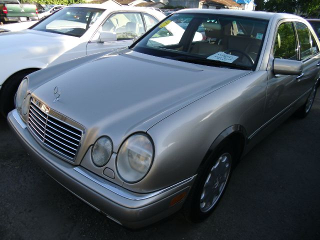 1997 MERCEDES-BENZ E-CLASS E320 gold abs brakesair conditioningalloy wheelsanti-brake system 4