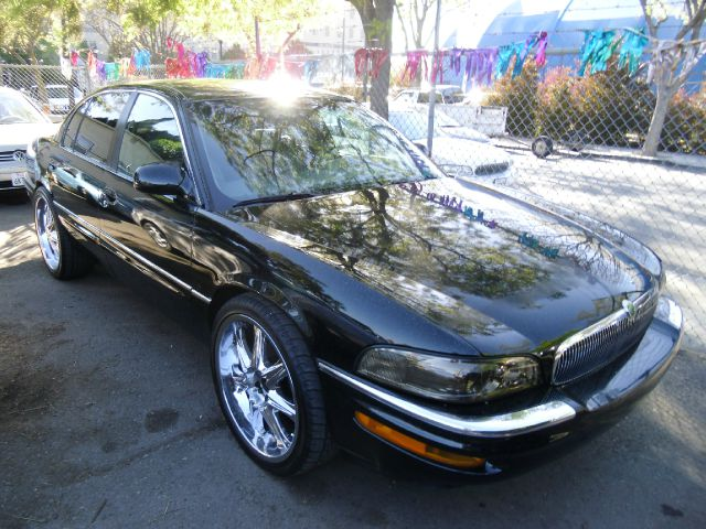1999 BUICK PARK AVENUE black 4 doorair conditioningamfm radioautomatic transmissioncd player