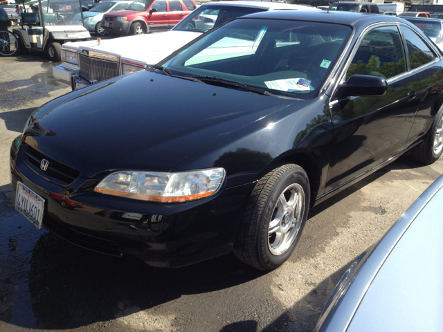 1998 HONDA ACCORD LX COUPE