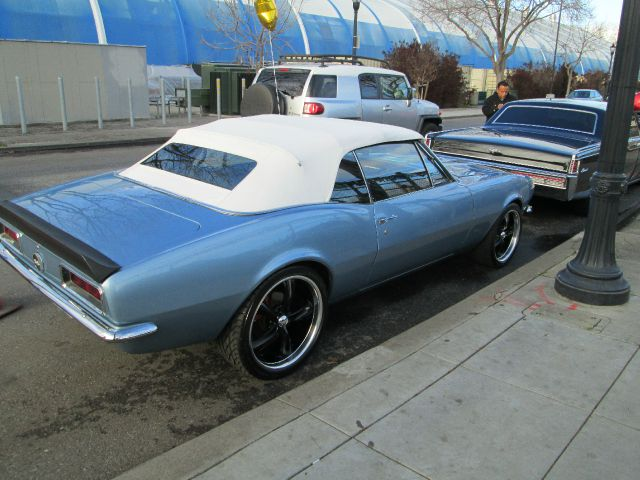 1967 CHEVROLET CAMARO unspecified one of the first 300 camaros built matching numbers 0 m