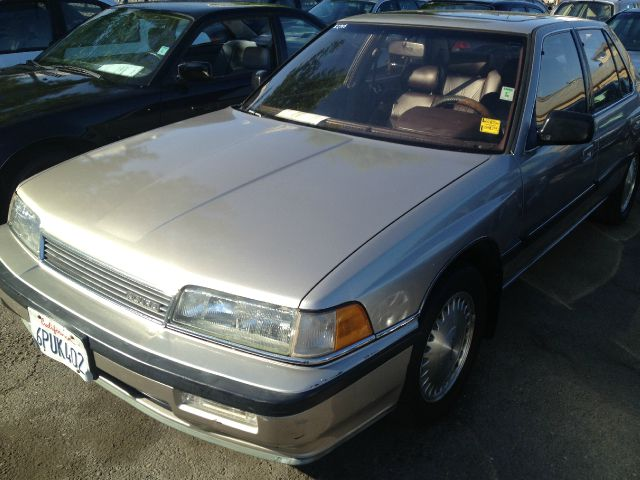 1989 ACURA LEGEND LS SEDAN gold abs brakesair conditioningalloy wheelsanti-brake system 4-whee