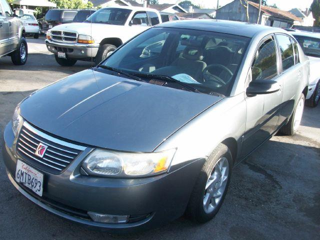 2005 SATURN ION LEVEL 3 grey 0 miles VIN 1G8AL52F95Z108477 
