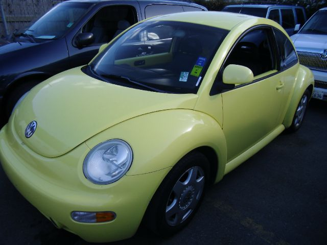 1998 VOLKSWAGEN NEW BEETLE yellow abs brakesair conditioninganti-brake system 4-wheel absbody