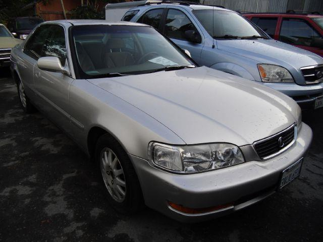 1997 ACURA TL 25TL silver abs brakesair conditioningalloy wheelsanti-brake system 4-wheel abs