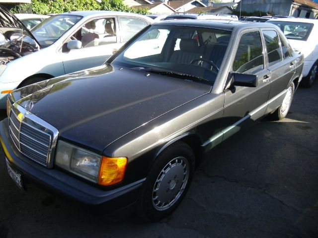 1993 MERCEDES-BENZ 190 E 23 gray abs brakesair conditioningalloy wheelsanti-brake system 4-wh