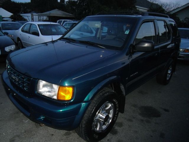 1999 ISUZU RODEO LS green 4 doorair conditioningalloy wheelsamfm radioautomatic transmission