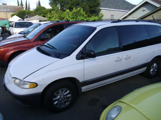 1999 DODGE GRAND CARAVAN SE white abs brakesair conditioningamfm radioanti-brake system 4-whe