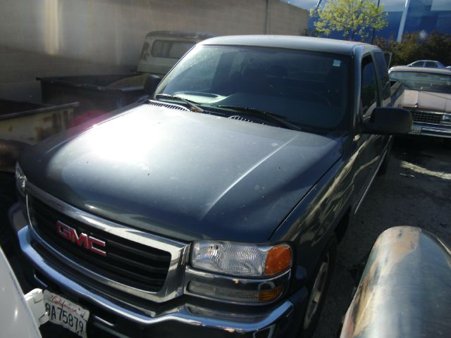 2006 GMC SIERRA 1500 SLE1 EXT CAB 2WD blue abs brakesair conditioningamfm radioanti-brake sys