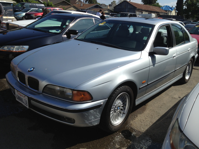 1997 BMW 1 SERIES 540IA unspecified 0 miles VIN WBADE6328VBW52652