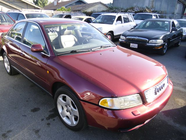 1998 AUDI A4 28 QUATTRO maroon 4wdawdabs brakesair conditioningalloy wheelsanti-brake system