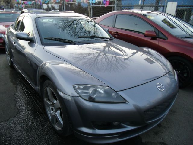 2004 MAZDA RX-8 MANUAL gray abs brakesair conditioningalloy wheelsamfm radioanti-brake system