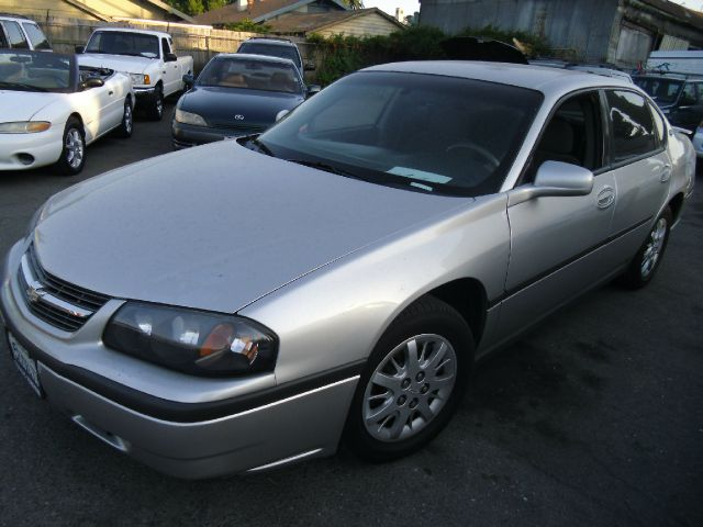 2005 CHEVROLET IMPALA silver air conditioningamfm radioanti-brake system non-abs  4-wheel abs