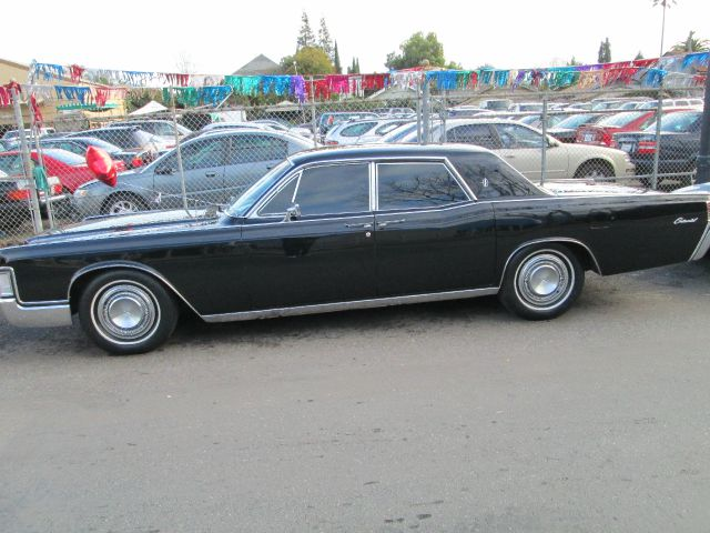 1967 LINCOLN CONTINENTAL black super clean everything works fully documented car  hard to find 