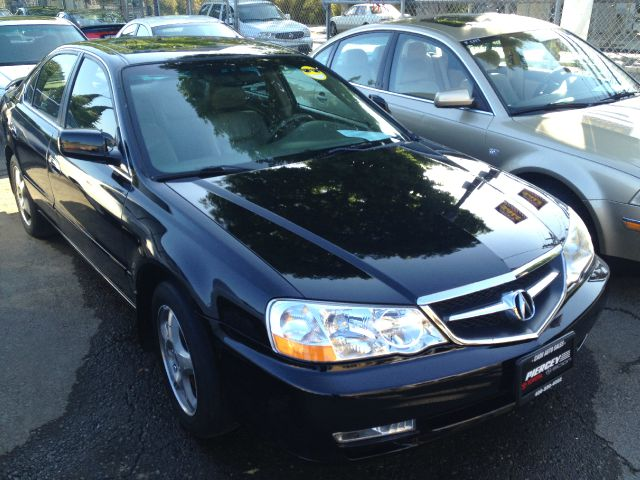 2003 ACURA TL TL 32 black 4 doorair conditioningalloy wheelsamfm radioantilock brakesautoma