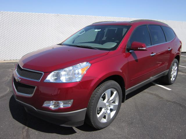 Image 10 of 2011 Chevrolet Traverse…