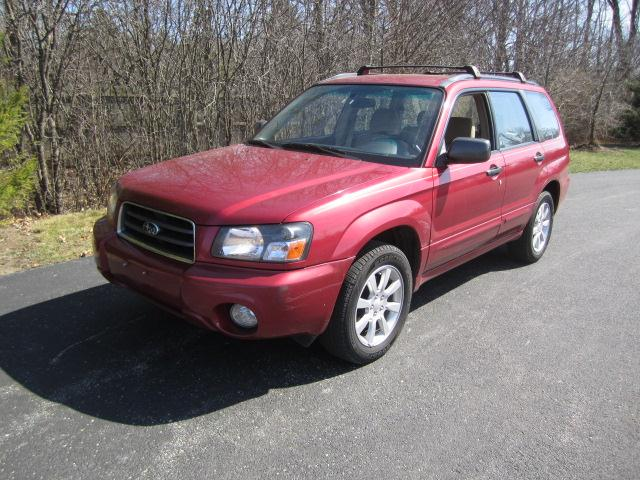 Image 6 of 2005 Subaru Forester…