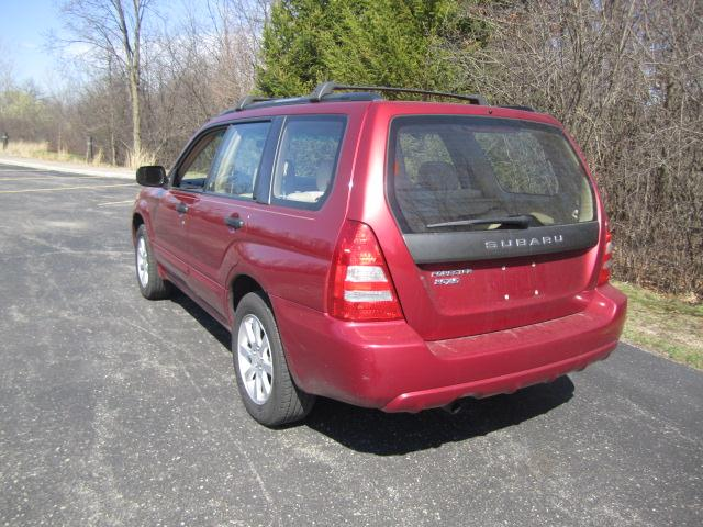 Image 7 of 2005 Subaru Forester…