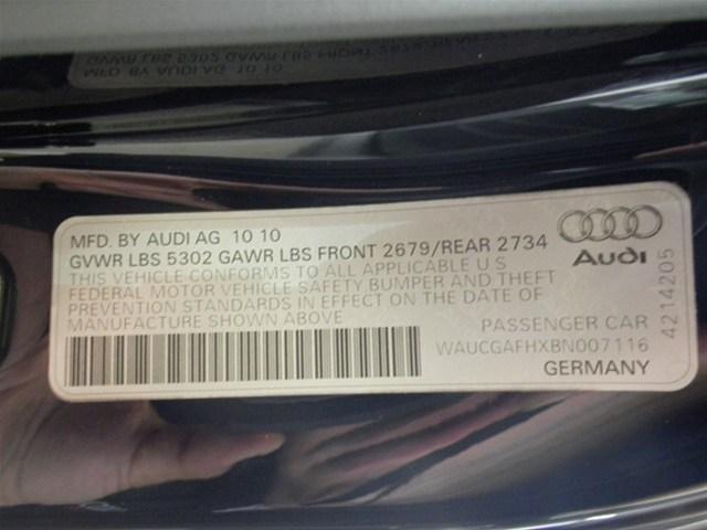 Image 35 of 2011 Audi S5 3.0 Premium…