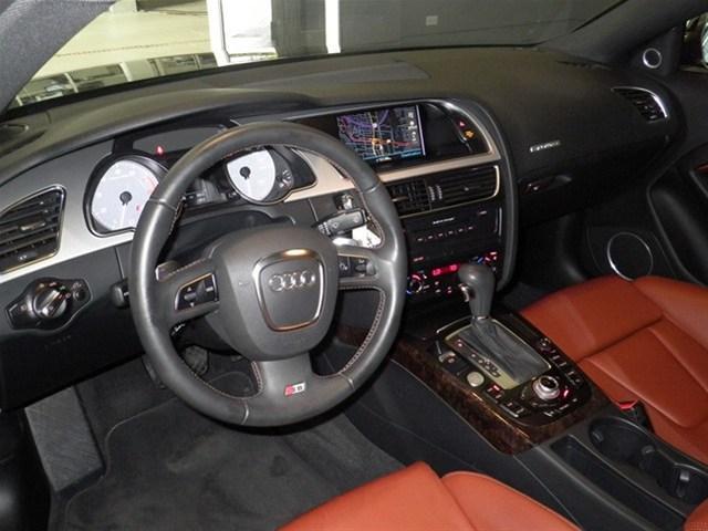 Image 20 of 2009 Audi S5 4.2L 8-Cylinder…