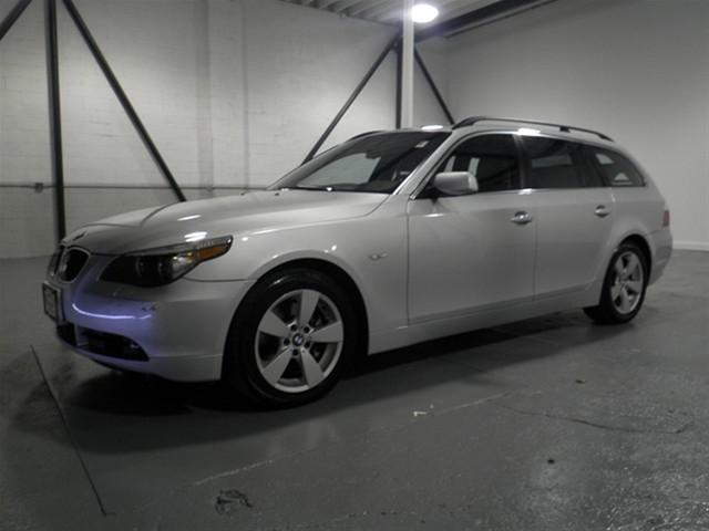 Image 23 of 2006 BMW 5 series xiT…