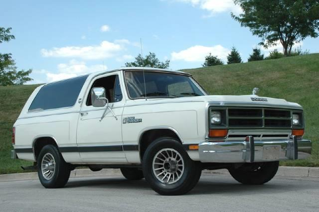 1987 Dodge RamCharger, Used Cars For Sale - Carsforsale.com