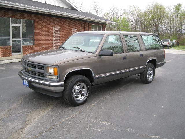 1997 Chevrolet Suburban