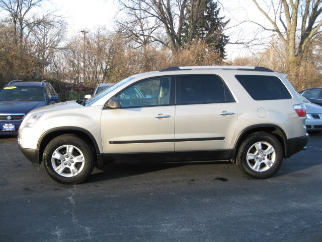 2010 GMC Acadia