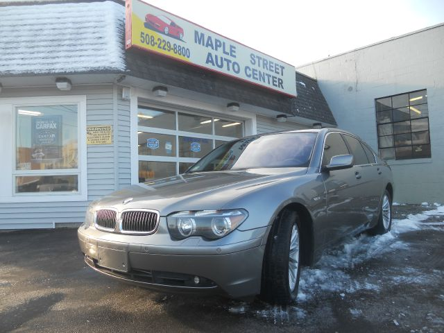 2004 BMW 7 series