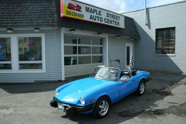 1979 Triumph SPITFIRE B