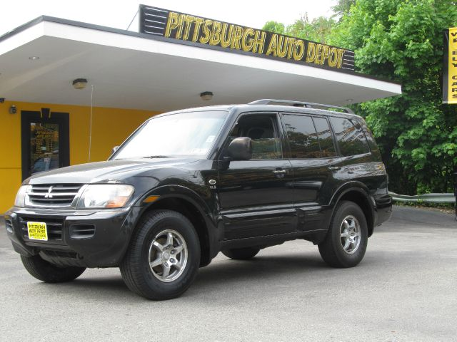 2002 Mitsubishi Montero