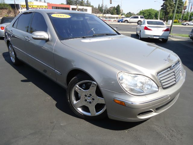 2005 MERCEDES-BENZ S-CLASS S600 kashmir abs brakesair conditioningalloy wheelsamfm radioanti-