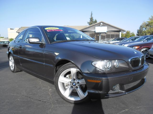 2006 BMW 3 SERIES 325CI SULEV charcoal premium pkg   sport pkg   cold weather pkg