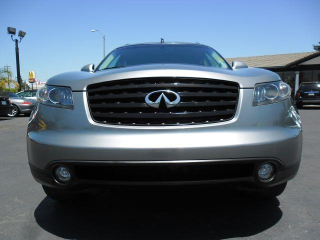 2005 INFINITI FX35 gray carfax  all wheel driveand much more  very clean car